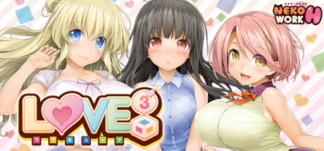 Download LOVE³ Love Cube Free PC Game