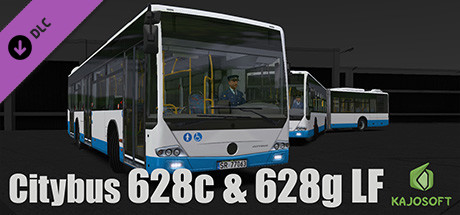 OMSI 2 Add-on Citybus 628c & 628g LF Free Download Game