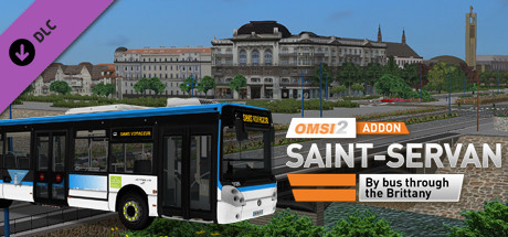OMSI 2 Add-on Saint-Servan Download Game Free for PC